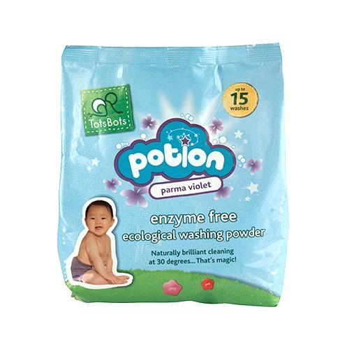 Detergente para pañales Potion Parma Violet