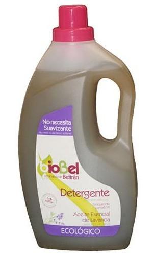Detergente líquido Biobel 1,5 litros