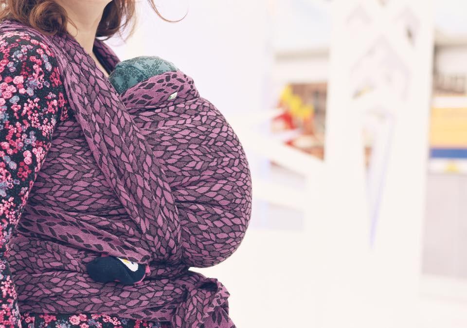 Bandolera Nona Woven Imagine Syzygy con lana