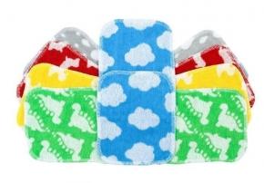 Pack de 10 toallitas de bambú TotsBots