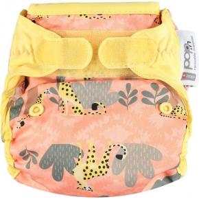 Cobertor unitalla Pop-in Cheetah