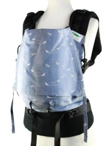 Mochila Buzzidil Evolution XL Paperplanes