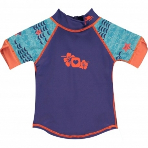 Camiseta Pop-in UV Manta Ray