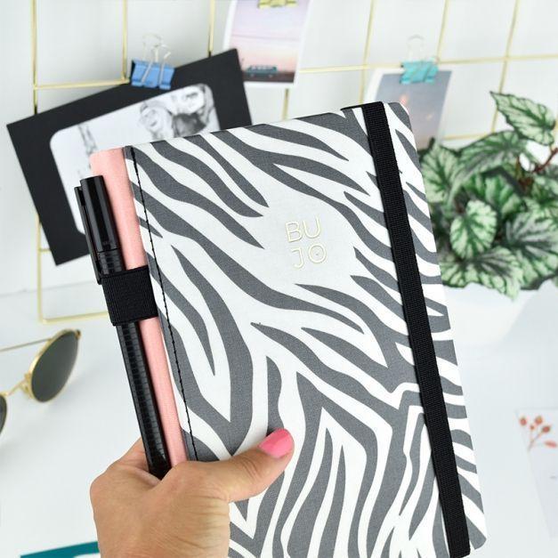 Libreta Bullet Journal Takenote Zebra