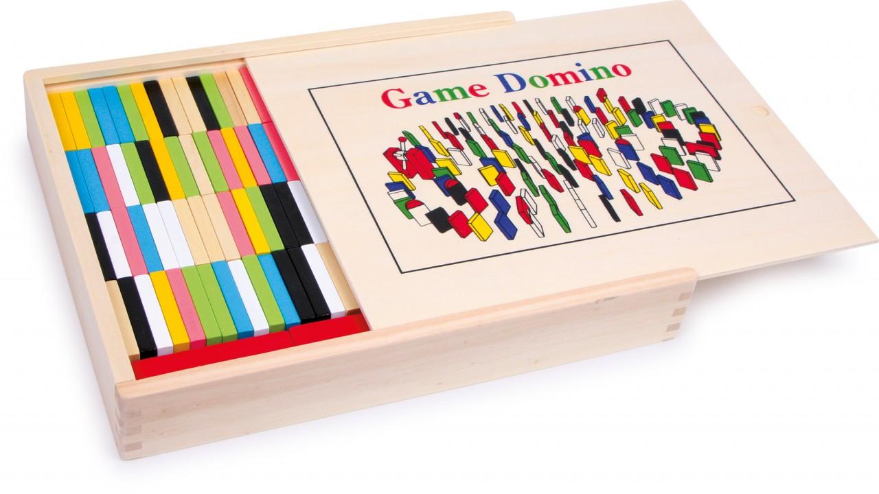 Pista de dominó