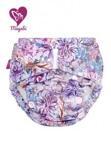 Pañal rellenable MiniOS Magabi Native Blush