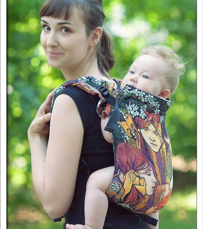 Onbuhimo Natibaby Motherhood
