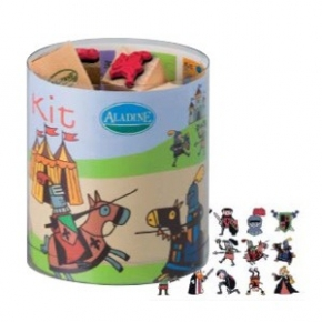 Kit de 15 sellos Stampo Kids