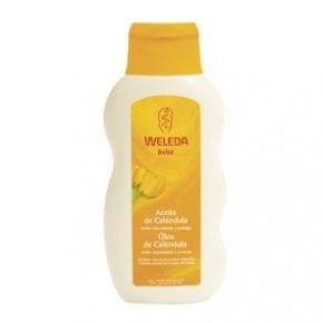 Aceite de corporal de Caléndula 200 ml.
