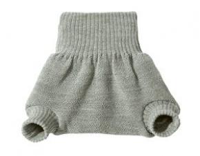 Cobertor 100% lana Disana gris