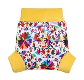 Cobertor Petit Lulu Pull-Up Folklore
