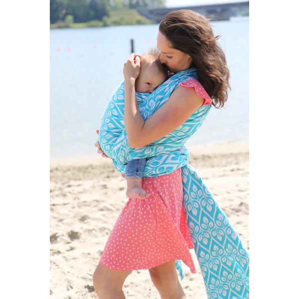 Fular Yaro La Vita Contra Beach Towel Laguna