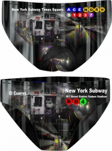 SL NEW YORK SUBWAY
