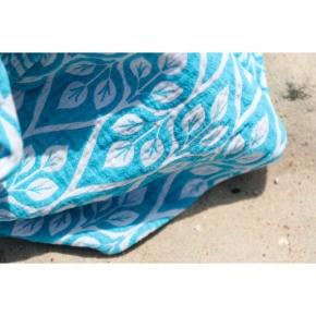 Bandolera Yaro La Vita Contra Beach Towel Laguna