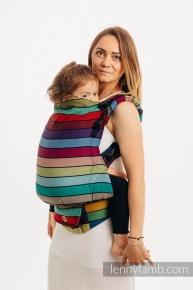Mochila evolutiva LennyPreschool Carousel of colors