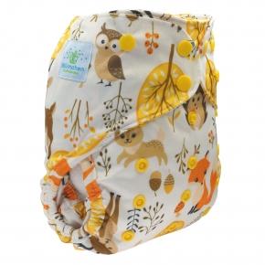 Cobertor Blümchen Woodlife