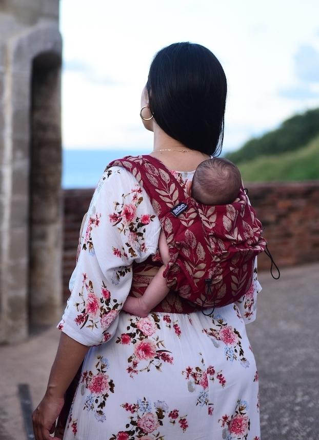 Meichila Neko Half Buckle Baby Laurus Joy