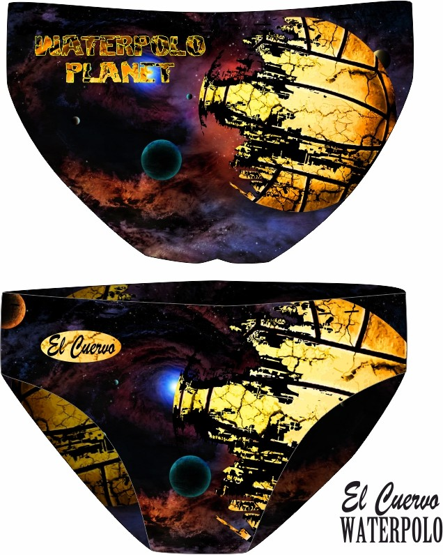 SL WATERPOLO PLANET