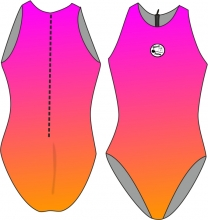 WPW ORANGE-FUCSHIA FLUO