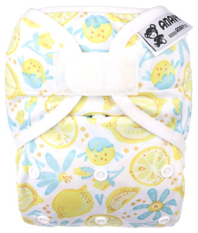 Cobertor unitalla Anavy Lemons
