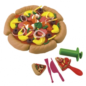 Set de plastilina decora tu pizza