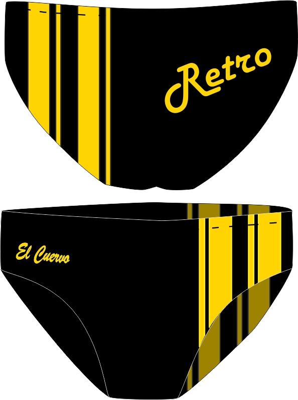 SL RETRO YELLOW BLACK
