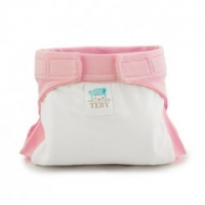 Cobertor Culla di Teby Classic Rosa