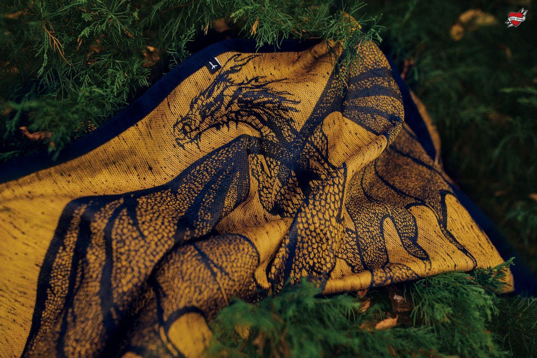 Bandolera Wild Slings Dragon Royal