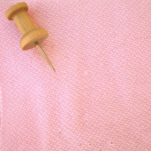 Sarga cruzada por metro rosa
