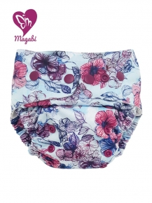 Cobertor Unitalla SIO Magabi In Bloom