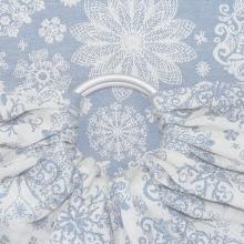 BANDOLERA - ICED BUTTERFLY - AZUL CLARO