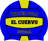 SC WATERPOLO BALL BLUE