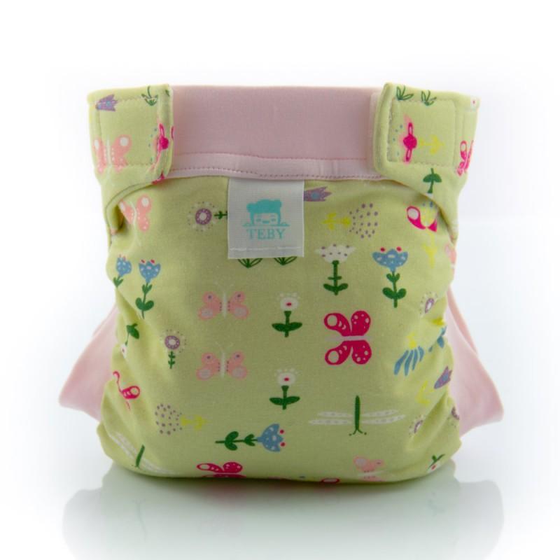 Cobertor Culla di Teby Bio Butterfly