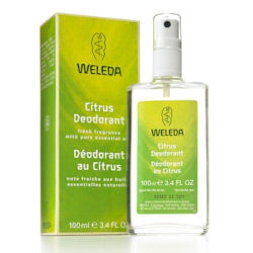 Desodorante Spray Weleda Citrus