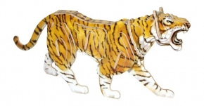 Puzle 3D Tigre