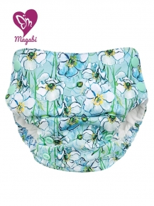 Pañal rellenable Magabi Pant Windflower