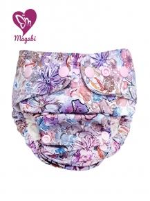 Cobertor MiniOS SIO Magabi Native Blush