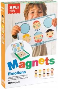 Juego magnético de las emociones