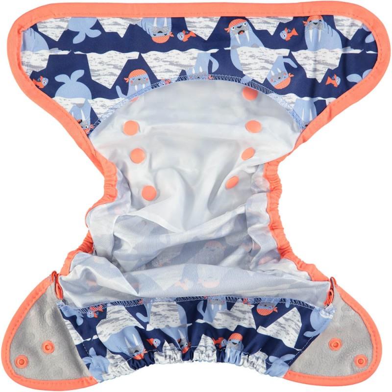 Cobertor unitalla Pop-in Walrus