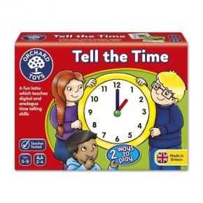 Tell the time: aprende las horas en inglés