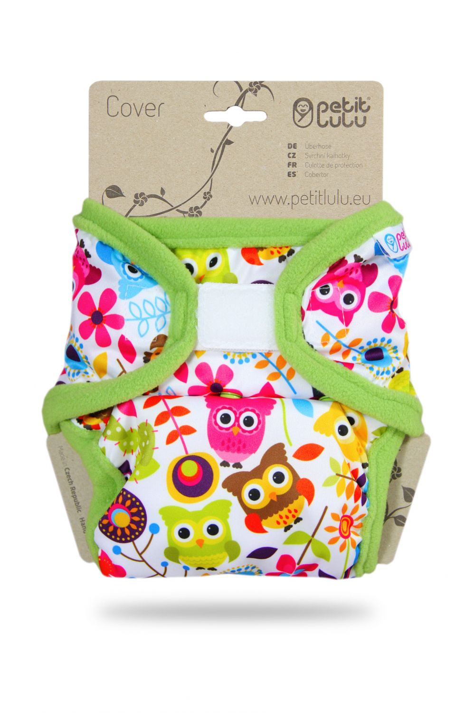 Cobertor XL Petit Lulu Happy Owls