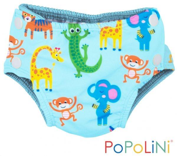 Pañal de natación UV 50+ Popolini Zoo