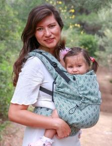 Mochila portabebé evolutiva Neko Switch Toddler Lycia Dalyan