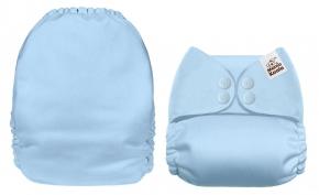 Pañal rellenable Mama Koala Azul claro