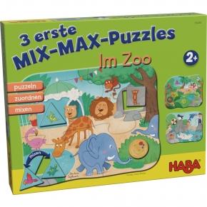 3 primeros puzles Mixmax: En el zoo