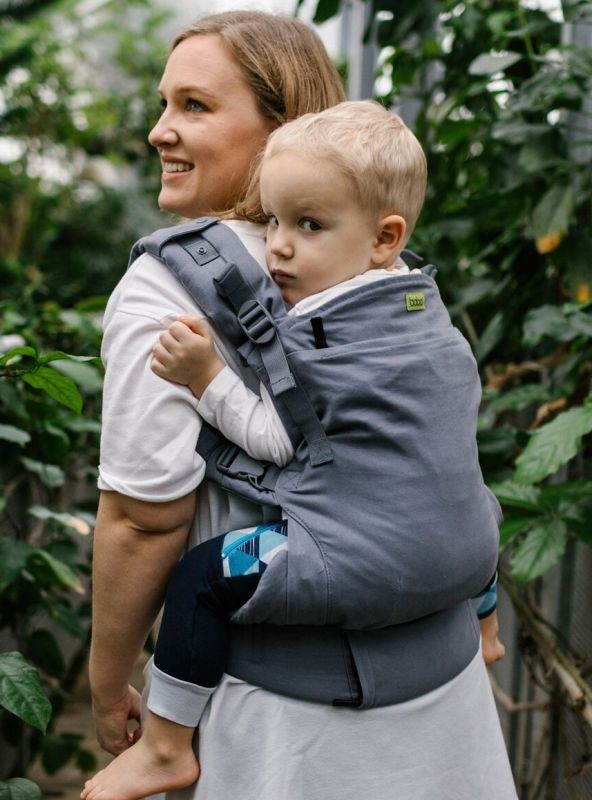 Mochila portabebé evolutiva Boba X Grey