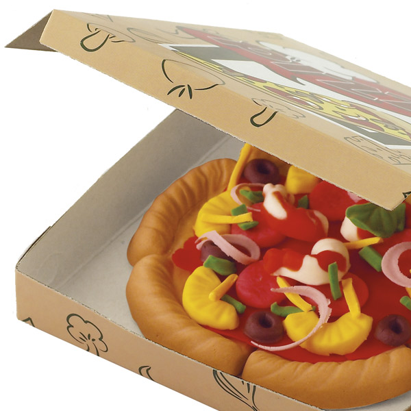 Set de plastilina decora tu pizza