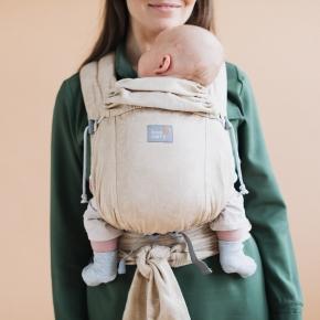 Meichila portabebé evolutiva Love & Carry LoveTie Sahara