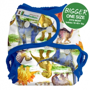 Cobertor Bigger Best Bottom Dino Mite