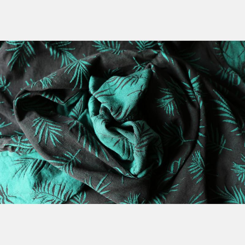 Fular Yaro Bahamas Black Emerald